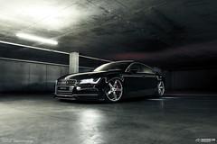 Audi A7 Vossen Wheels Exclusive