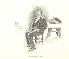 """British Library digitised image from page 75 of """"About Paris ... Illustrated by Charles Dana Gibson"""""""