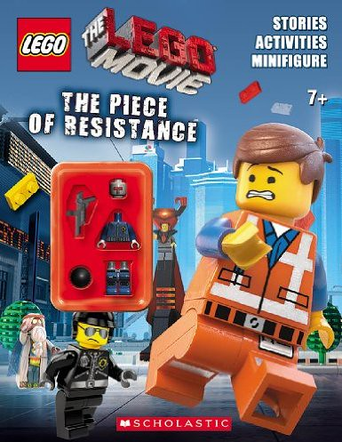The LEGO Movie Piece of Resistance