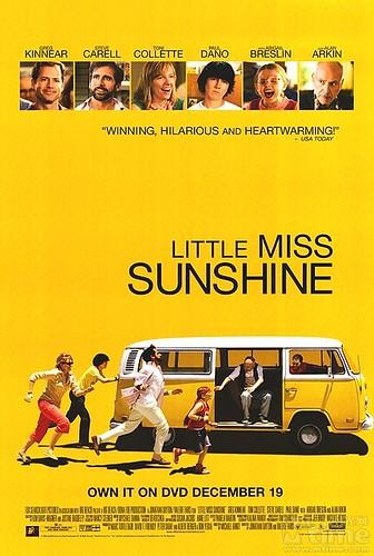 阳光小美女 Little Miss Sunshine (2006)