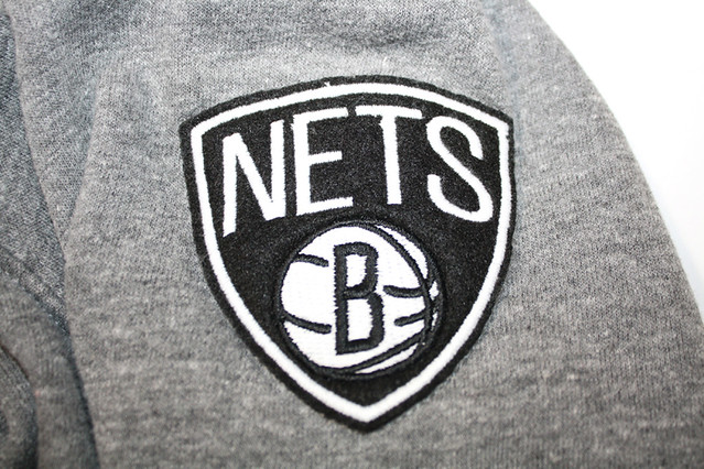Sportiqe Brooklyn Nets Patch