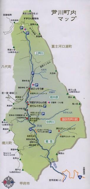 芦川マップ