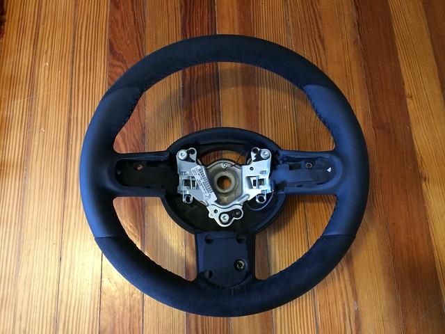 JCW Wheel Before
