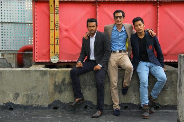 Pelakon Utama Jiwa, Faizal Hussein, Kamal Adli Dan Remy Ishak