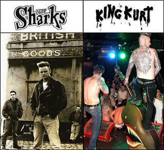 the sharks king kurt