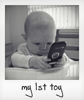 My First Toy - #iphoneography