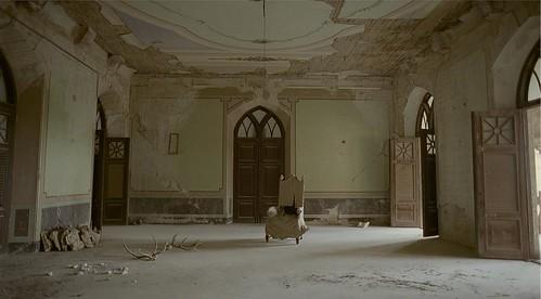 Yellow Patch (2011), by Zarina Bhimji