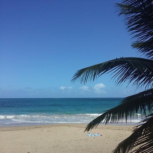 Last day at Condado Beach :(