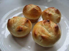 baking, bread, cheese bun, baked goods, food, bread roll, dish, dessert, cuisine, brioche,