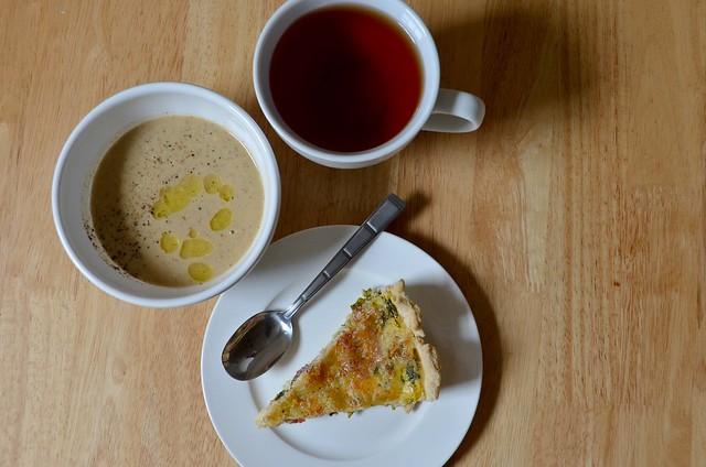 Roasted Cauliflower Soup with Cumin | Joy the Baker's Roaste ...