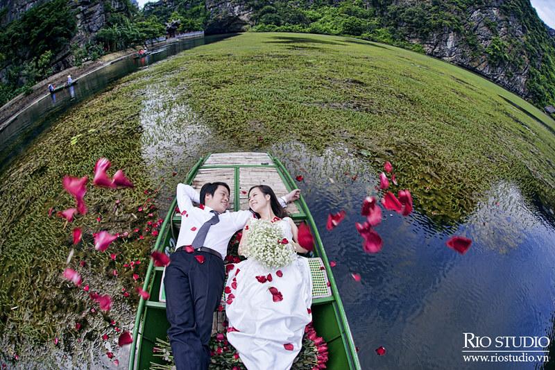 Ảnh cưới Tú - Hương (Ninh Bình)