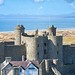 Harlech by Snowdonia Mountains & Coast