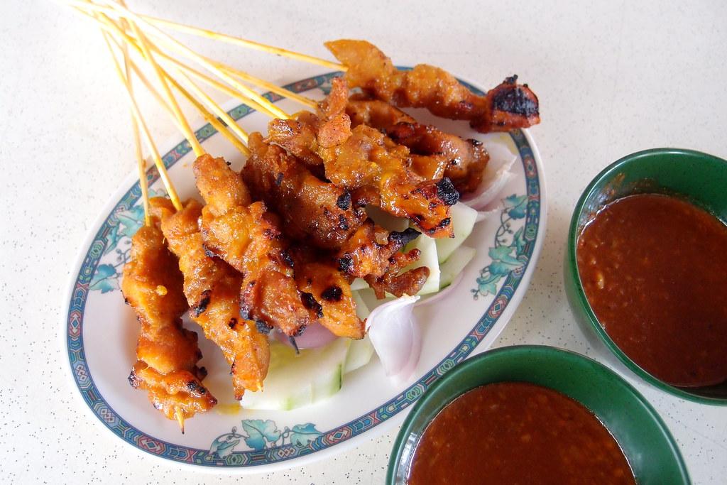 Rahim Muslim Food: Satay