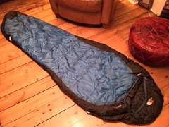 The North Face Snow Cat -12C synthetic sleeping bag