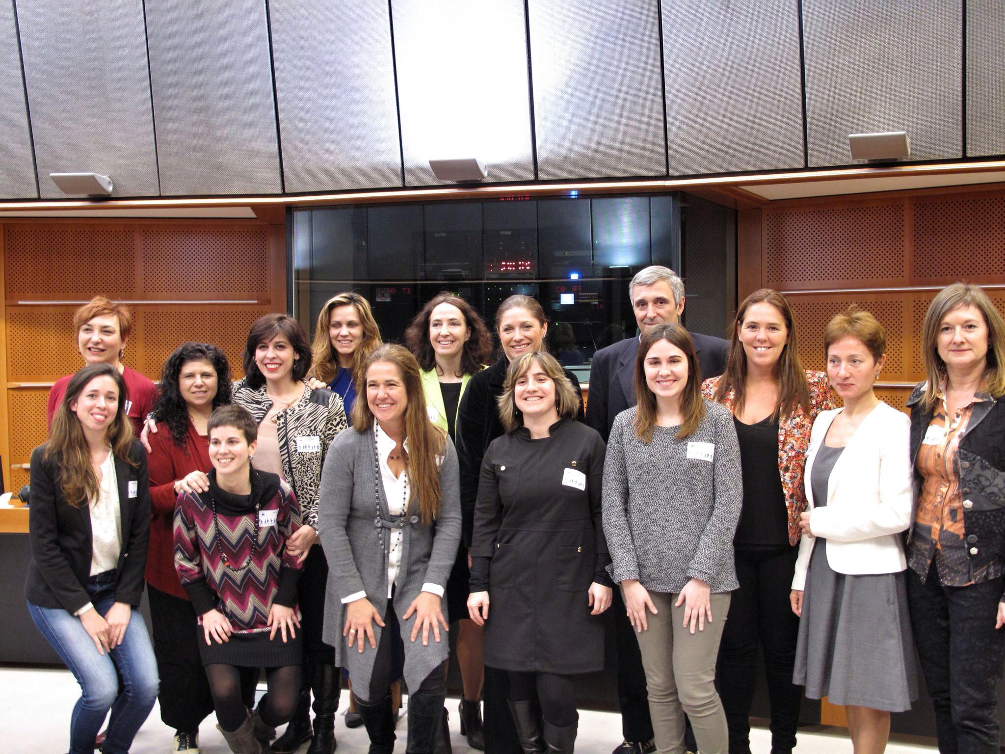woman sarea_parlamento europeo_gemma zelaia_bizzia_emprendmiento
