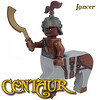 Centaur - Lancer (Light Bley)(Loose 2)