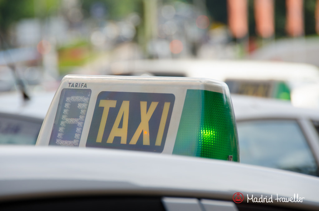 Avoid Bad Surprises Using The Madrid Taxi Service