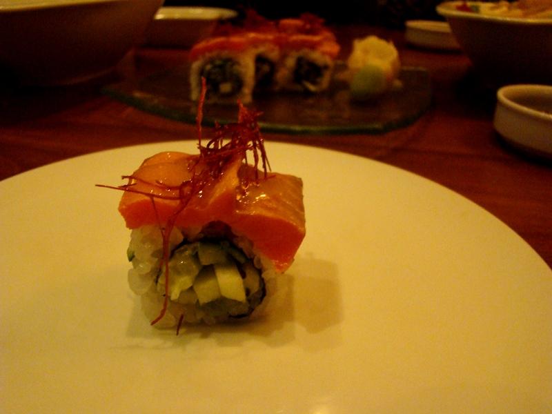 Sockeye Salmon Makimono