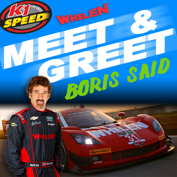 13633140353 8e860ce821 o Meet & Greet with Boris Said