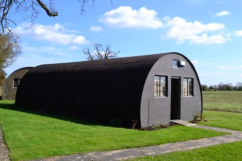 RAF Hardwick Museum