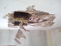 Destruction Dun Plafond Bacula Jai Décidé De Détruire Ce Flickr