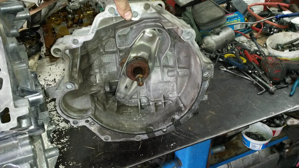 Fourtitude com - Doing the impossible - Rebuilding a Passat