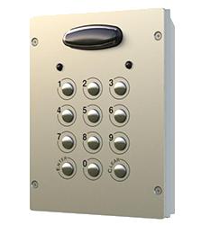 8000 Series codelock module 2 code