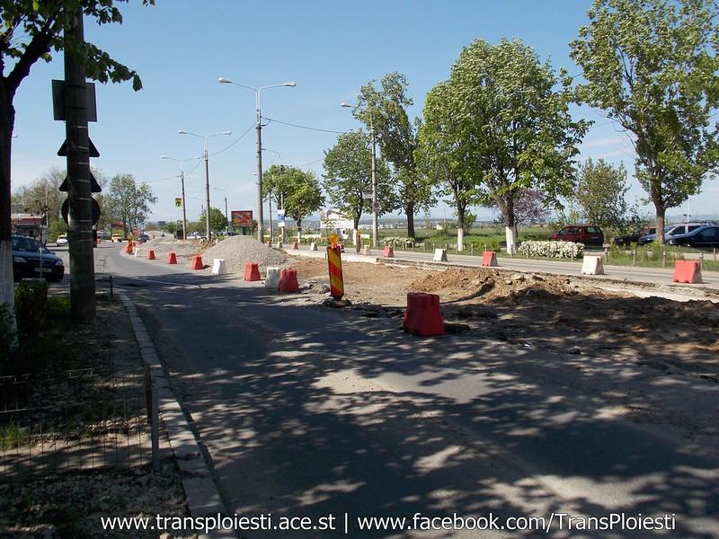 Traseul 102, etapa I: Bucla Nord ( Sp. Județean ) - Intersecție Republicii - Pagina 2 14029454712_898d656fce_c