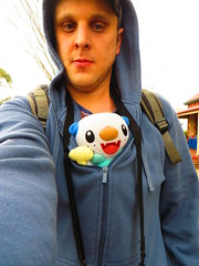 My first outing with Pokemon!