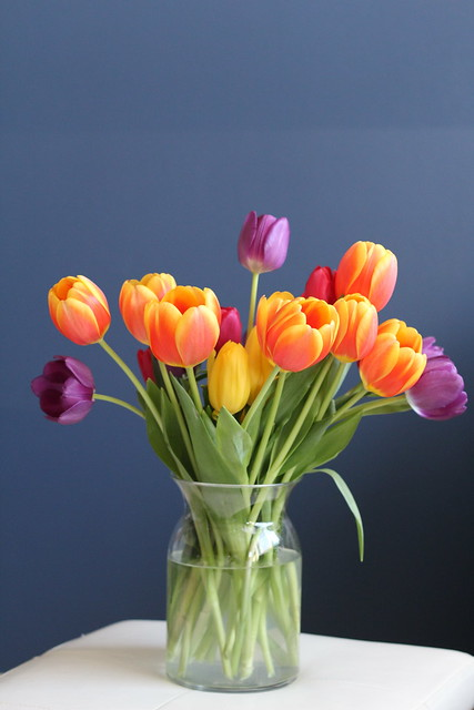 tulips by replicate then deviate