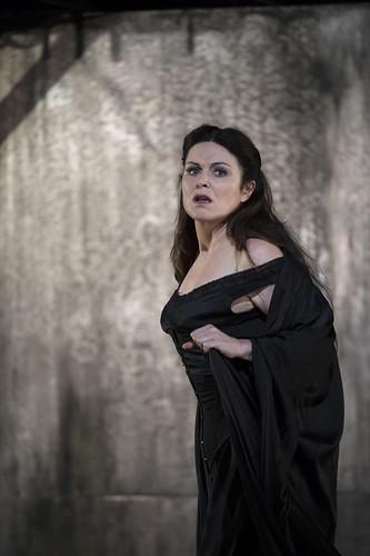 Anna Caterina Antonacci in action.