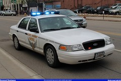 OSHP Crown Vic #1552