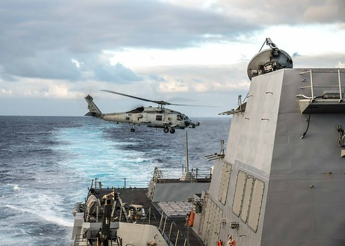 7th Fleet Ships Emphasize CUES Training