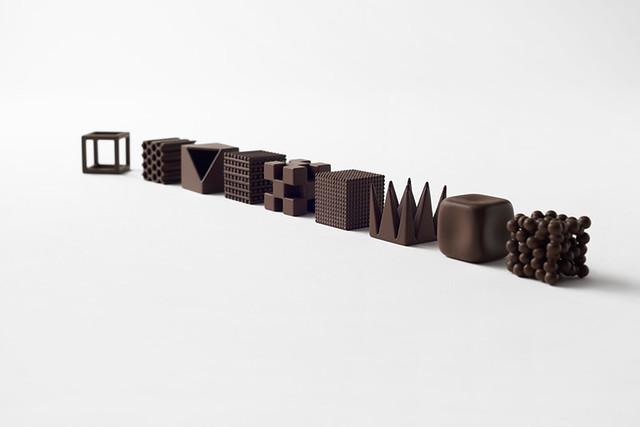 Bộ sưu tập socola Chocolatexture