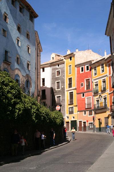 Fachadas de colores. © Paco Bellido, 2005