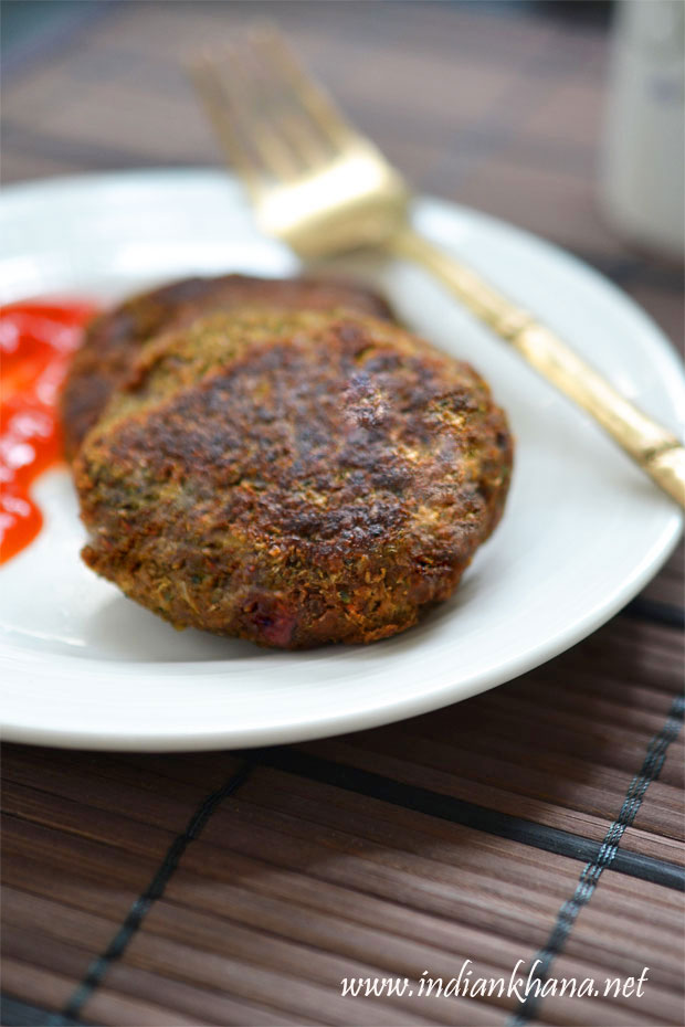 Broccoli-Beetroot-Cutlet-Recipe