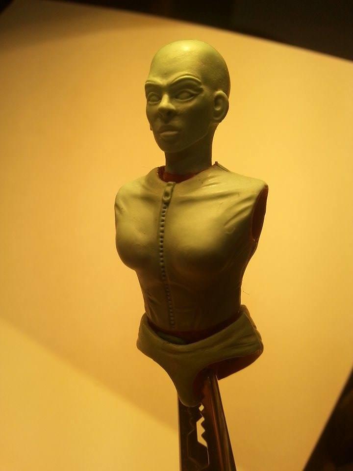 The FEMALE sculpt by KREXX 15832909313_fc065f44a7_b