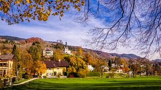Along the Alpes, Saltzburg