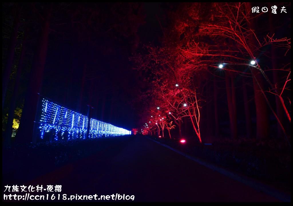 九族文化村-夜櫻DSC_5049