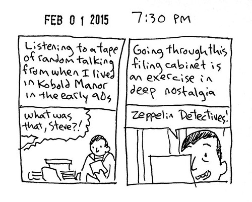 Hourly Comic Day 2015 730pm