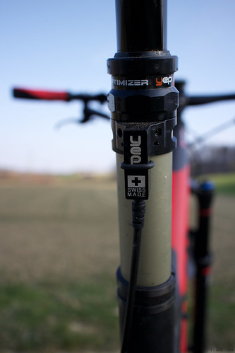 Uptimizer ST 125mm