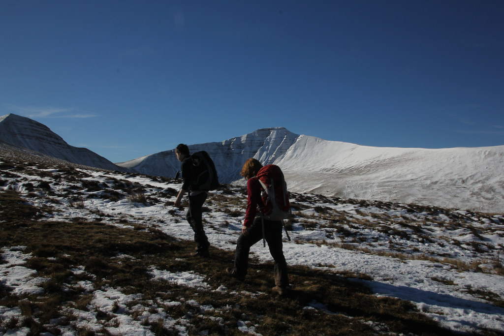 brecon beacons, black mountains, cribyn, pen y fan, corn du, bryn teg, craig cwm sere, cefn cwm llwch