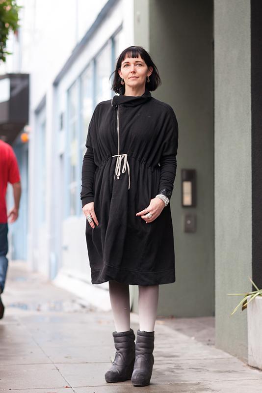 nicole_blackbird Quick Shots, San Francisco, street fashion, street style, Valencia Street, women