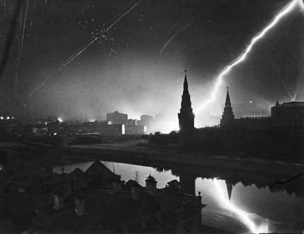 Ataque nocturno sobre Moscú 1941 - 3