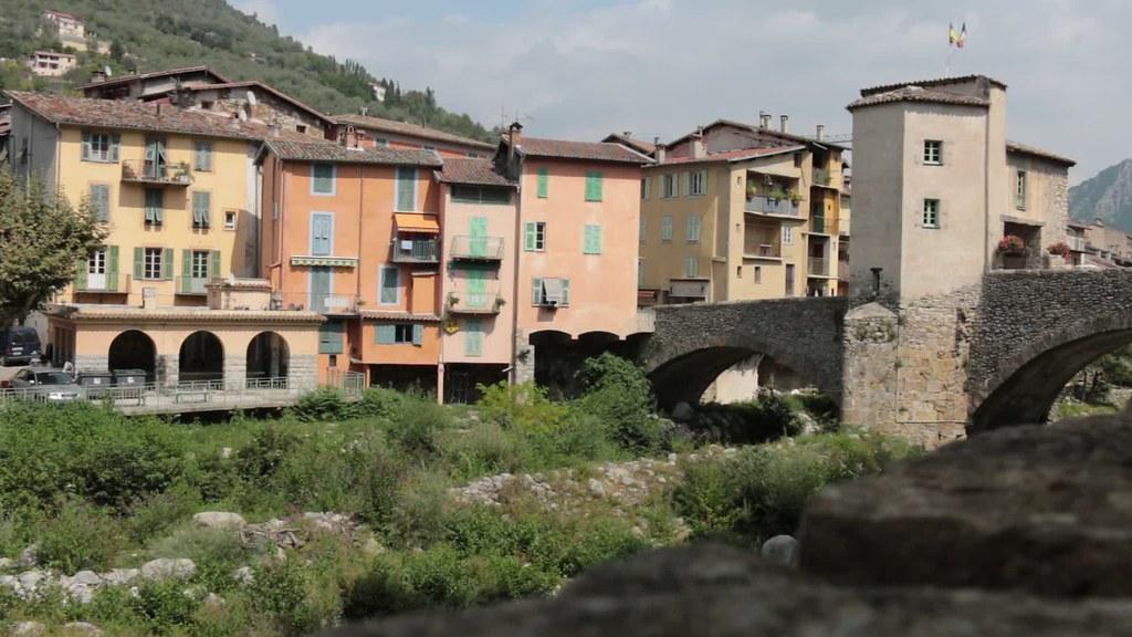 beautiful village france