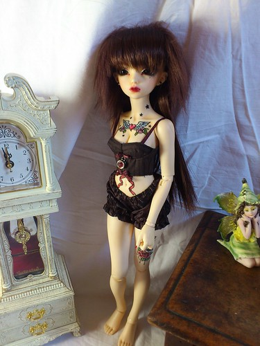 Dark ladies - Carmen (mnf Lucywen tan) p. 15 16404807260_ae39d0326d