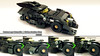 Lego Batman | MOC Custom Batmobile (Hidden Machine Guns)