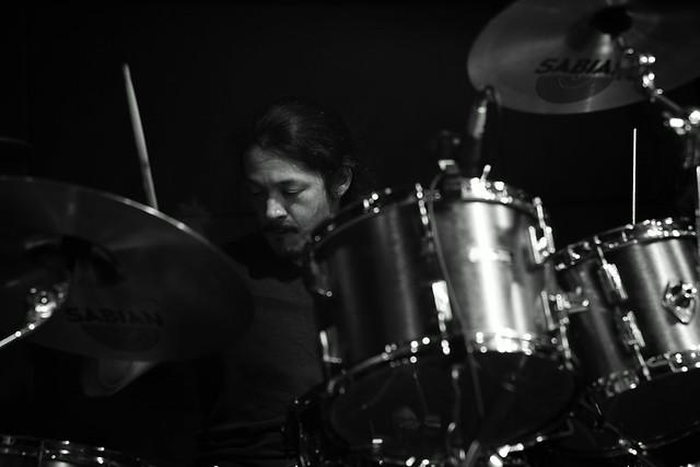 O.E. Gallagher live at Outbreak, Tokyo, 15 Feb 2015. 299