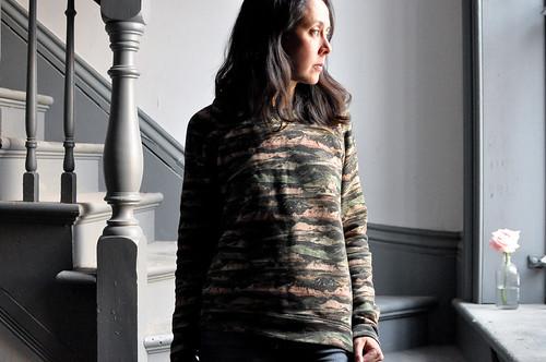Linden Sweatshirt in Manning