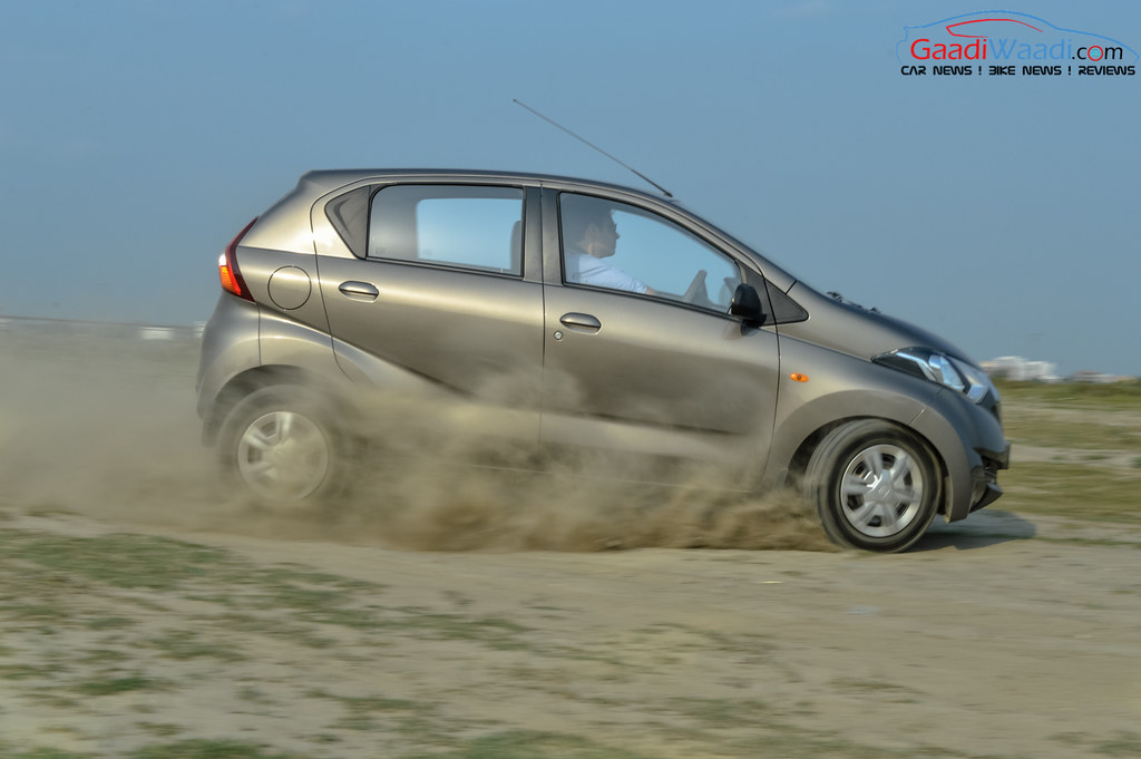 Datsun RediGo Drive Review 17